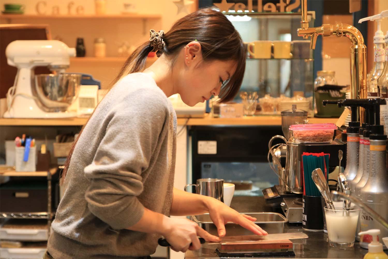 岡山県産フルーツを使ったスイーツや自慢の『ステラロール』。本格エスプレッソコーヒー、瀬戸内の魚介類や地元のフレッシュ野菜を使ったランチとスイーツのお店ステラフードメニュー